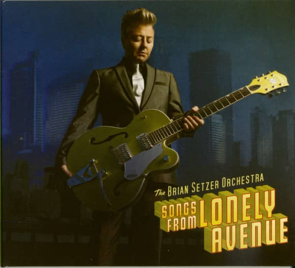 Songs From Lonely Avenue (CD)