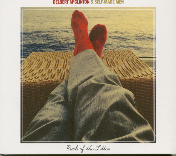 Prick Of The Litter (CD)
