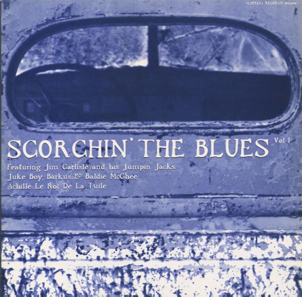 Scorchin' The Blues