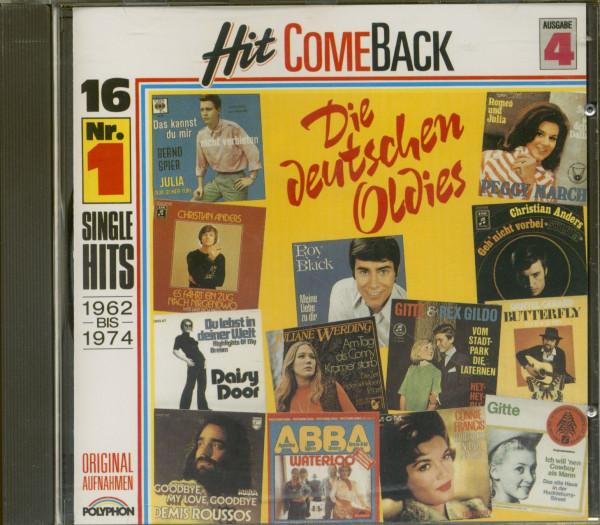 1962-74, deutsche Oldies
