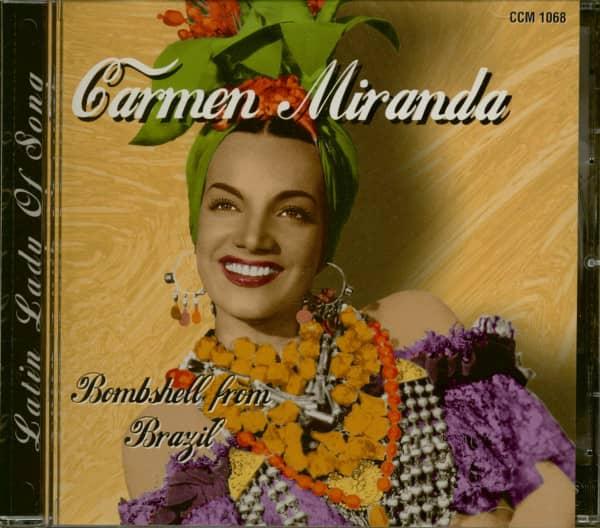 Bombshell From Brazil (CD)