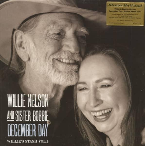 December Day - Willie's Stash Vol.1 (2-LP 180g, Ltd.)