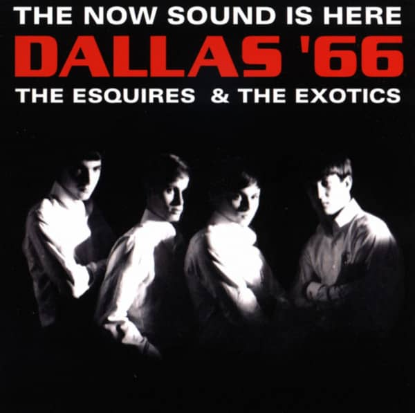 Dallas '66 - The Sound Is Here