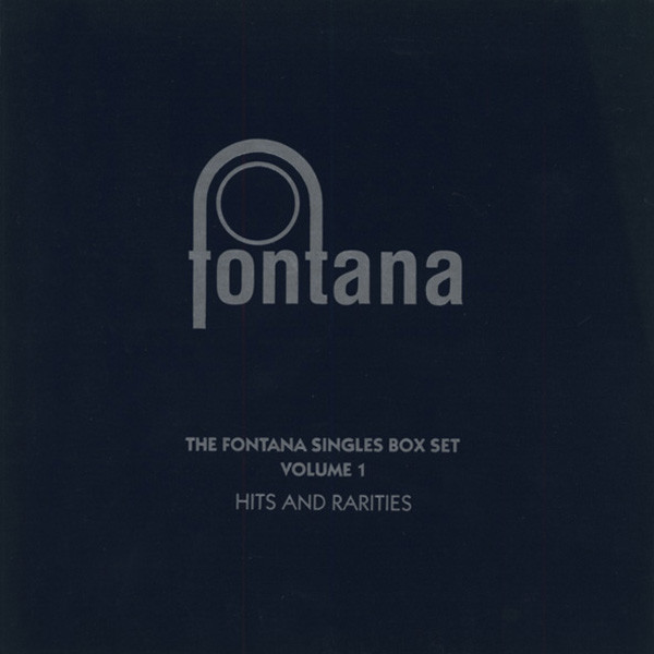 Fontana Singles Box Set Vol.1 (12x7inch, 45rpm)