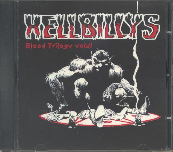 Blood Trilogy Vol.2 (CD)