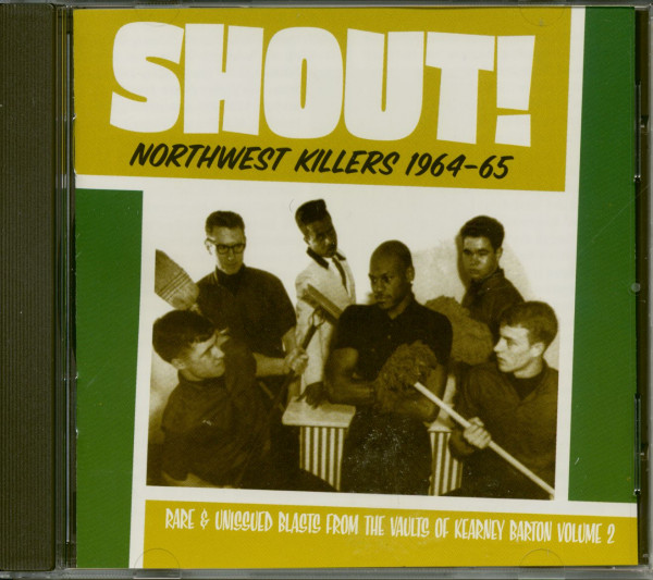 Northwest Killers Vol.2 - Shout! 1964-65 (CD)