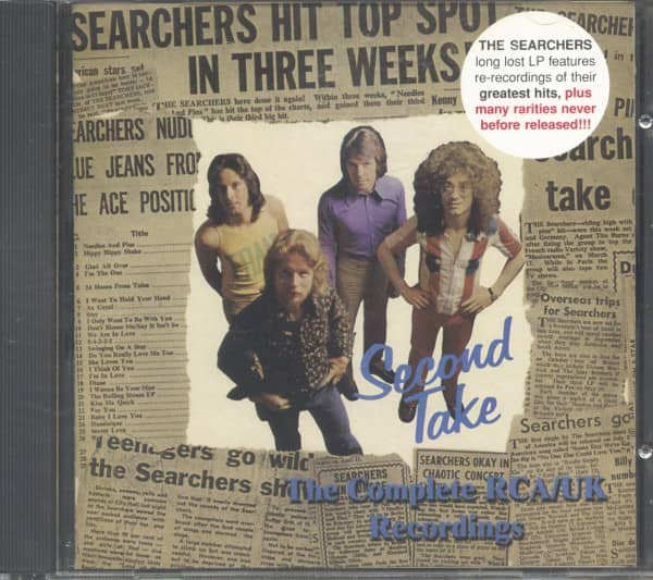 Second Take - The Complete RCA-UK Recordings (CD)