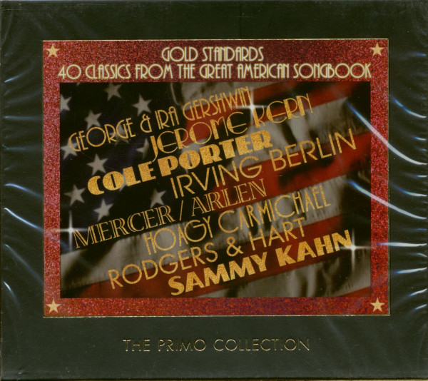 Gold Standards - 40 Classics From The Great American Songbook (2-CD)