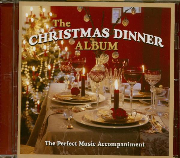 The Christmas Dinner Album (CD)