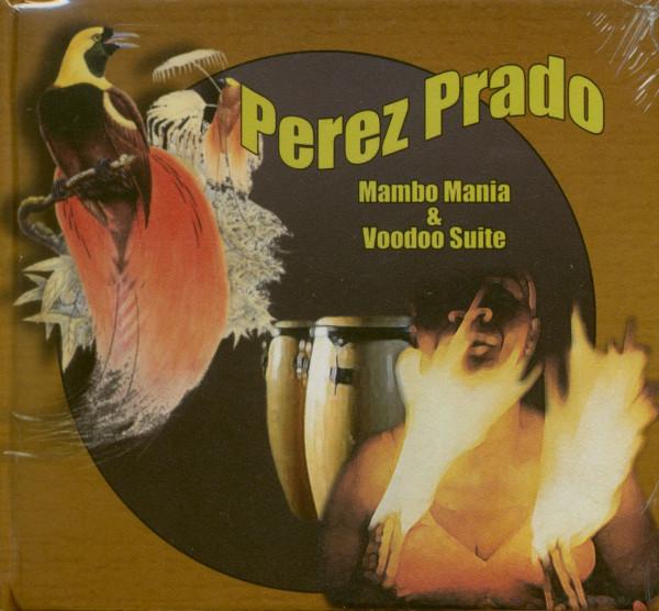Mambo Mania & Voodoo Suite (CD)