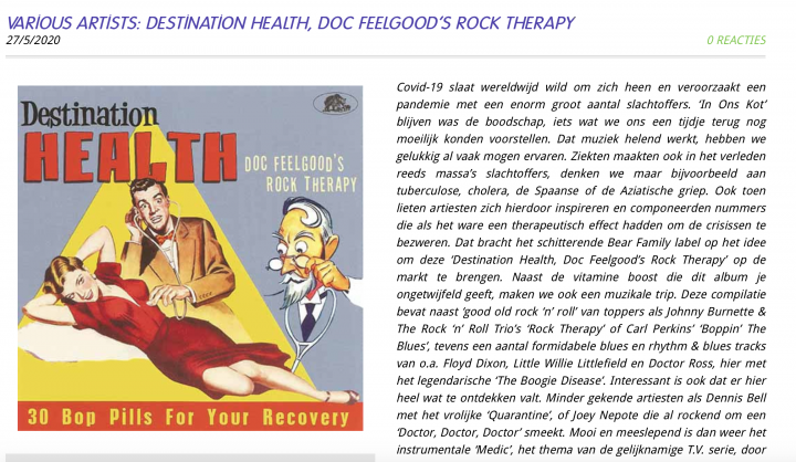 Presse-Archiv-Destination-Health-Dr-Feelgood-s-Rock-Therapy-keys-and-chords