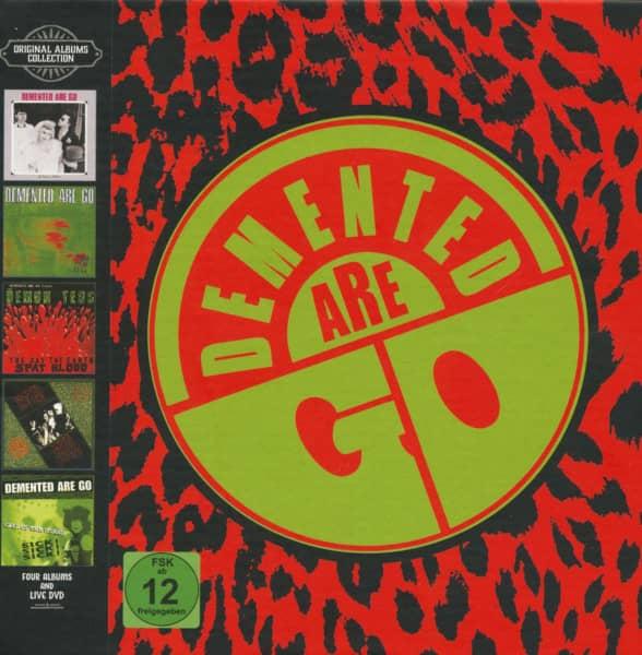 Original Albums Collection (3-CD & DVD)