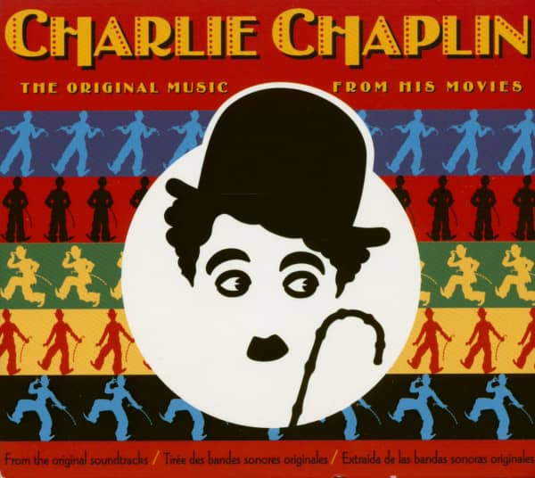 The Original Music From His Movies (2-CD)