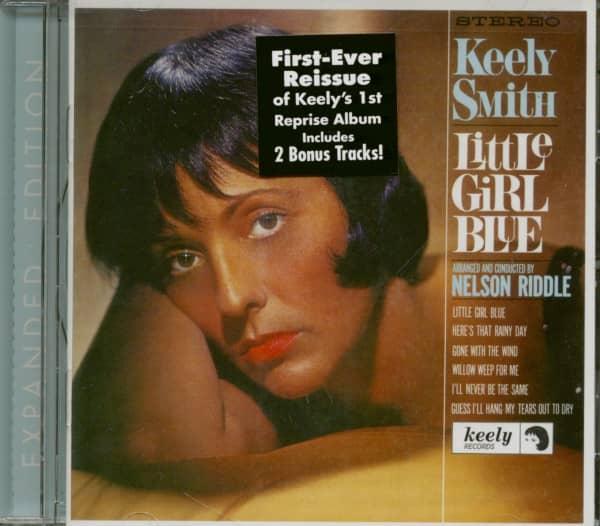 Little Girl Blue (CD)