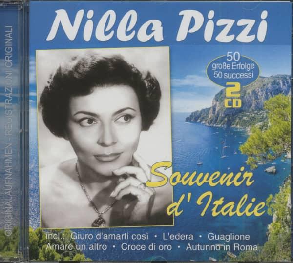 Souvenir D' Italie - 50 Große Erfolge (2-CD)