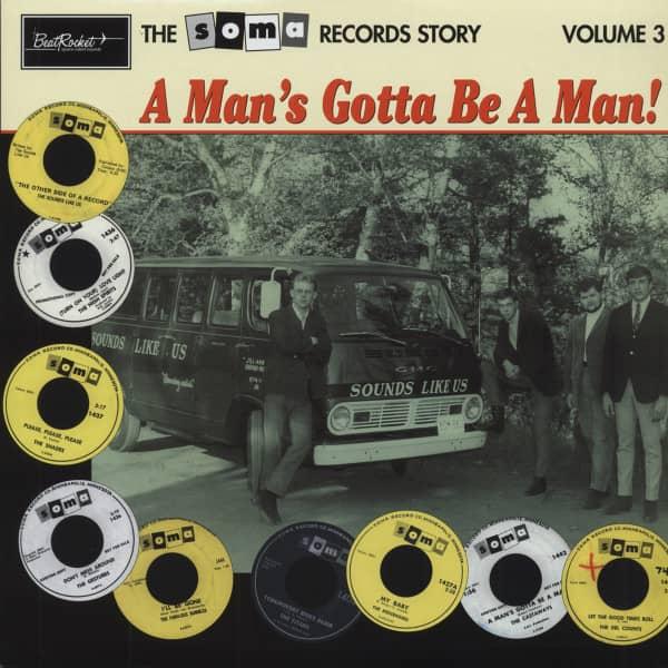 Vol.3, Soma Records Story (180g)