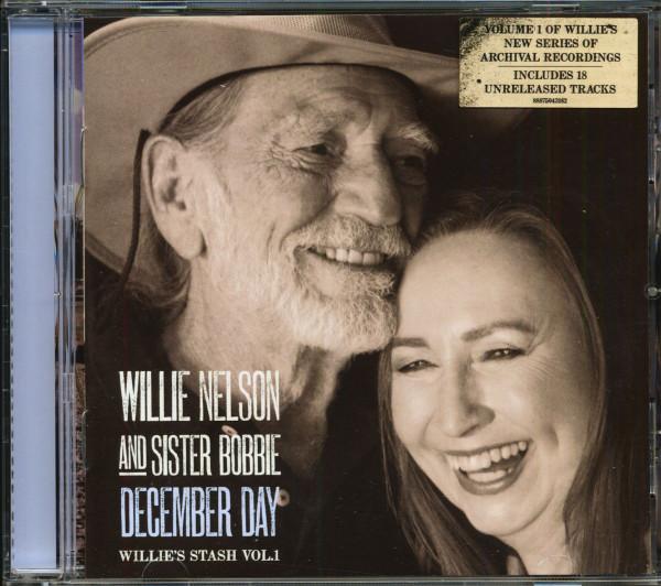 December Day - Willie's Stash Vol.1 (CD)