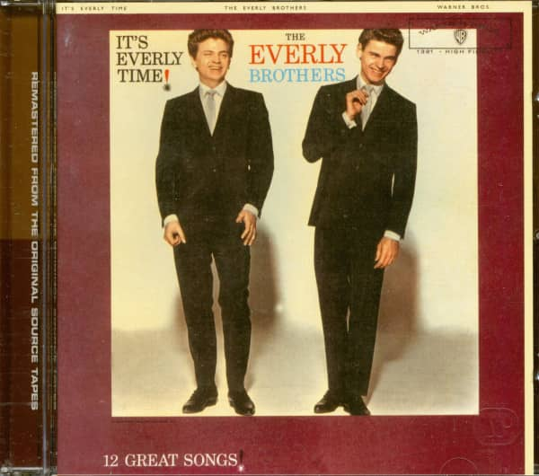 It's Everly Time - A Date With (CD)