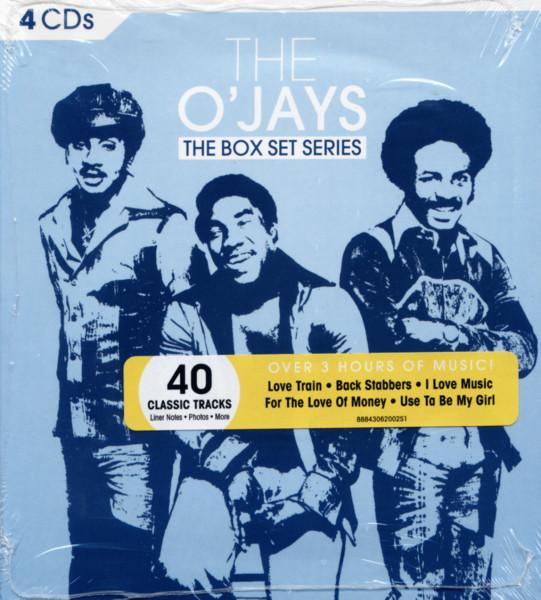 The Box Set Series (4-CD)