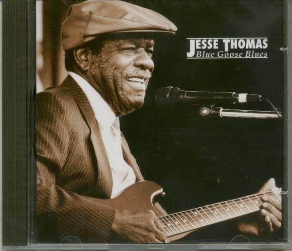 Blue Goose Blues (CD)