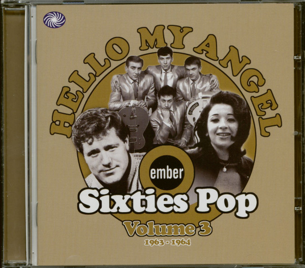 Hello My Angel - Sixties Pop Volume 3 - 1963-1964 (CD)
