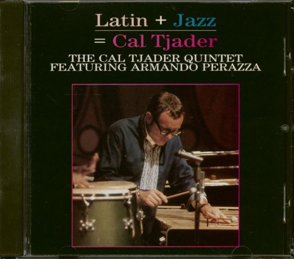 Latin + Jazz = Cal Tjader (CD)