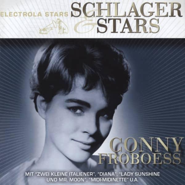 Electrola Stars - Conny Froboess (CD)