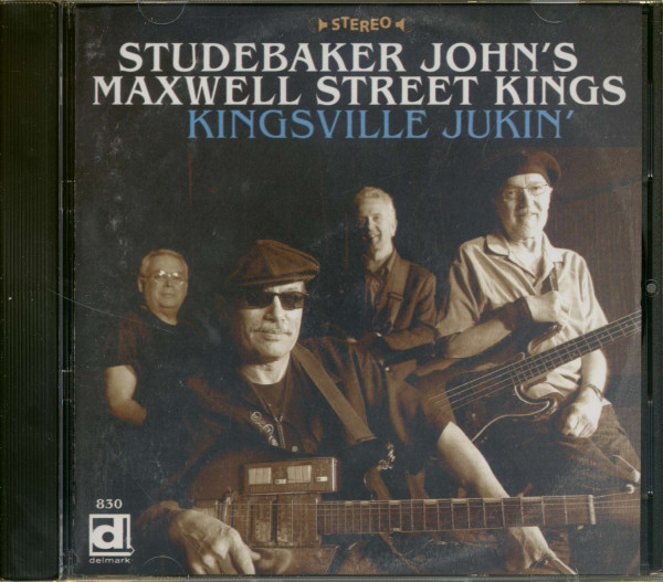 Kingsville Jukin' (CD)