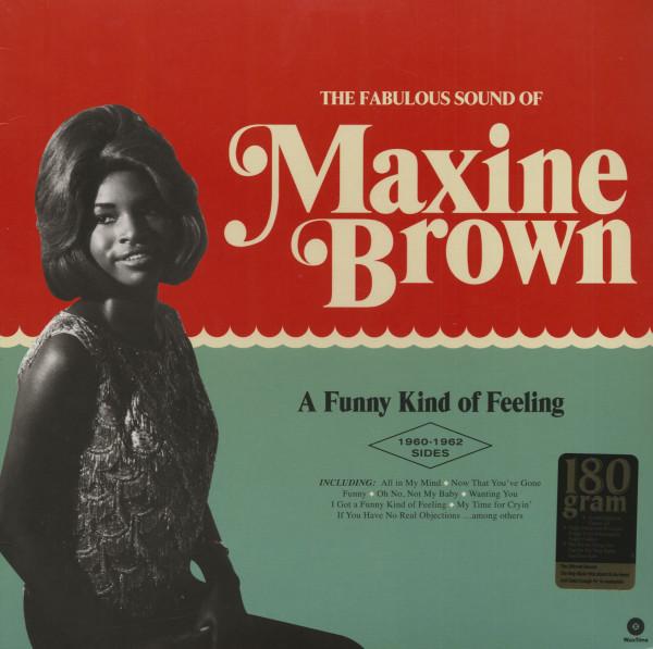 A Funny Kind Of Feeling 1960-1962 Sides (LP, 180g Vinyl)