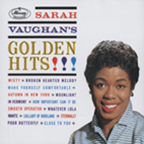 Sarah Vaughan's Golden Hits...plus