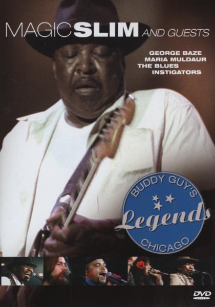 Buddy Guy's Chicago Legend - Live