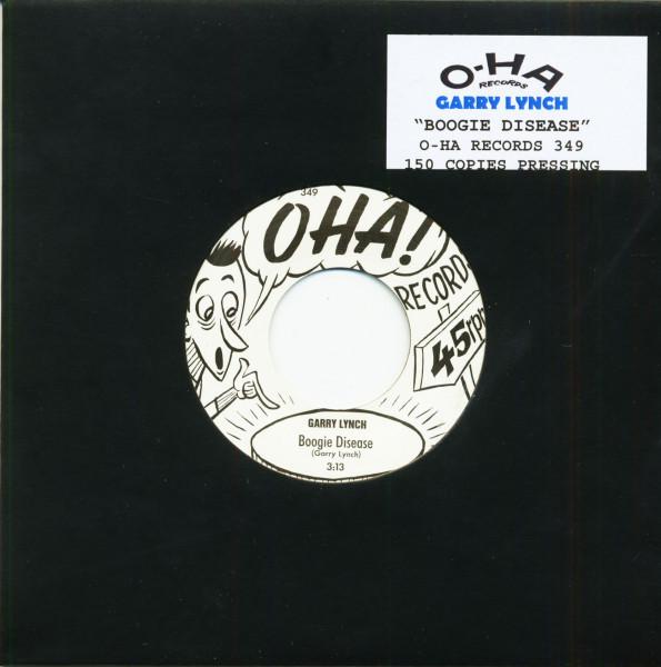 Boogie Disease (7inch, 45rpm, Ltd.)