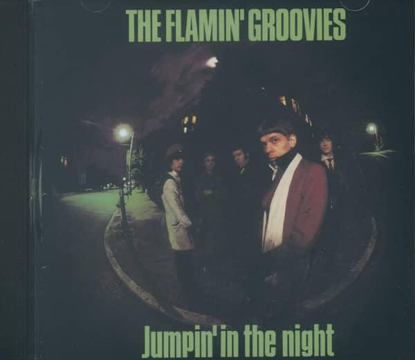 Jumpin' In the Night (CD)