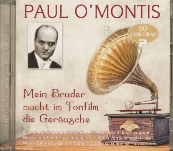 Mein Bruder Macht Im Tonfilm Die Geräusche - 50 Historische Aufnahmen (2-CD)