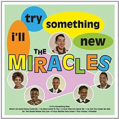 I'll Try Something New (LP, 180g Vinyl)