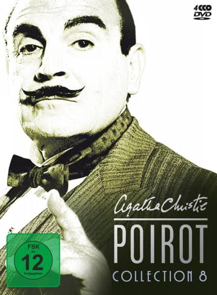 Hercule Poirot Vol.8 (4-DVD)