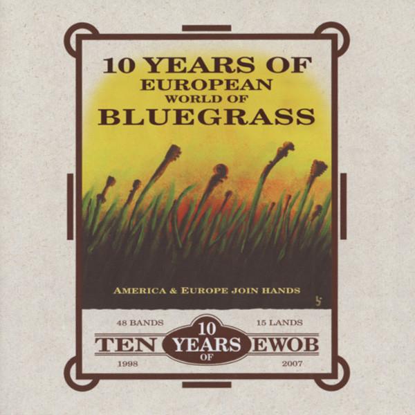 10 Years Of European World Of Bluegrass (2-CD