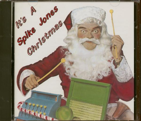 Its A Spike Jones Christmas (CD)