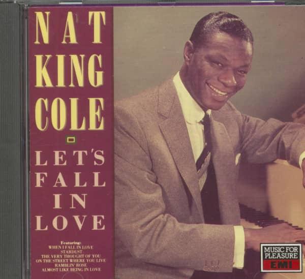 Let's Fall In Love (CD)