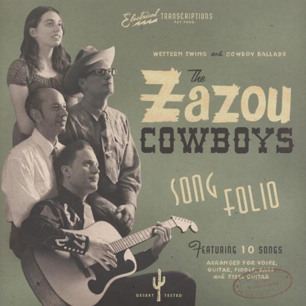 Song Folio - 180g Vinyl plus (CD) Gatefold