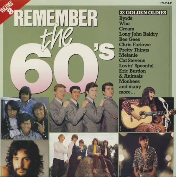 Remember The 60's Vol.8 (2-LP)