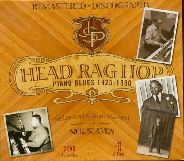 Head Rag Hop (4-CD)