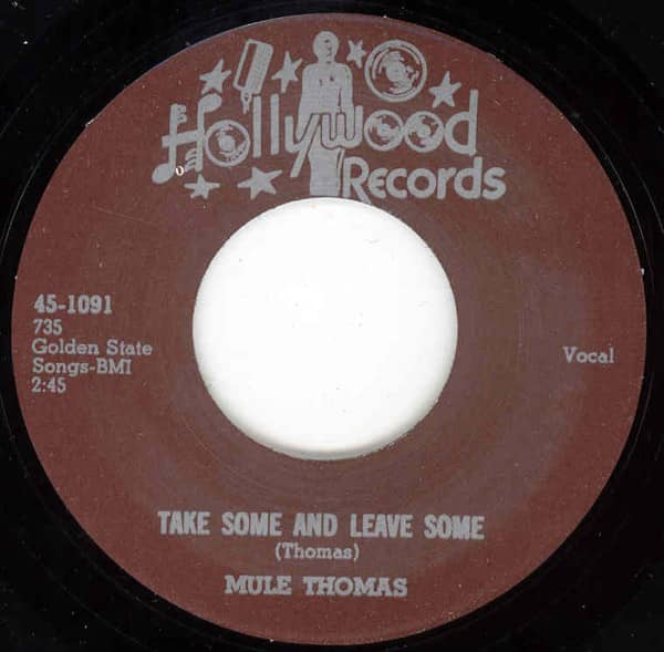 Take Some And Leave Some - Blow My Baby...7inch, 45rpm