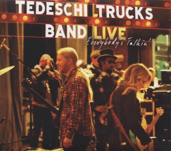 Everybody's Talkin' (2-CD)
