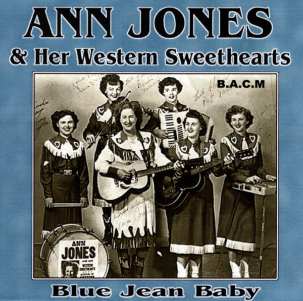 Blue Jean Baby (CD)