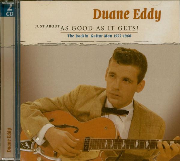 The Rockin' Guitar Man 1955-1960 (2-CD)