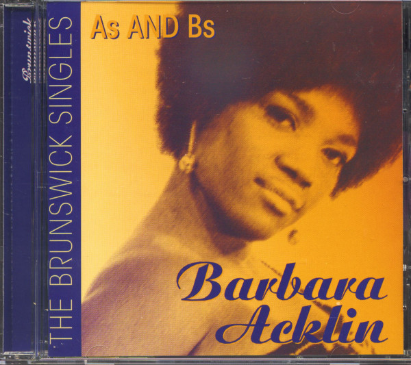 The Brunswick Singles - A's And B's (CD)