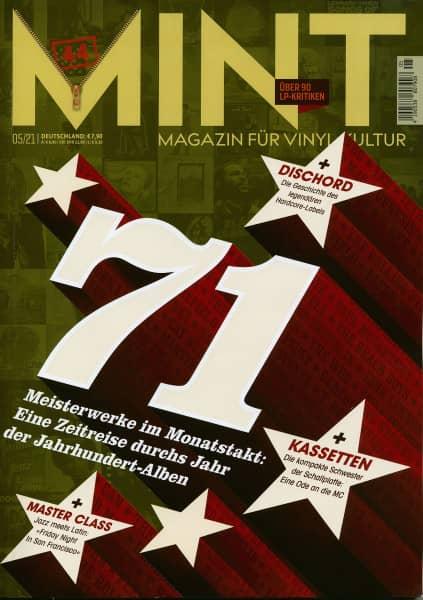 Mint Magazin #44, 05/21