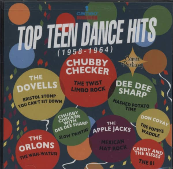 Top Teen Dance Hits (1958-64)