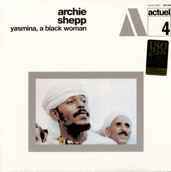 Yasmina, A Black Woman